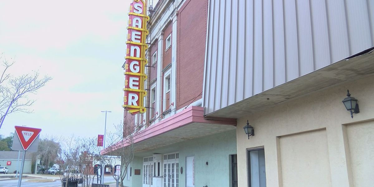 Saenger Theatre repairs in jeopardy after funding denied