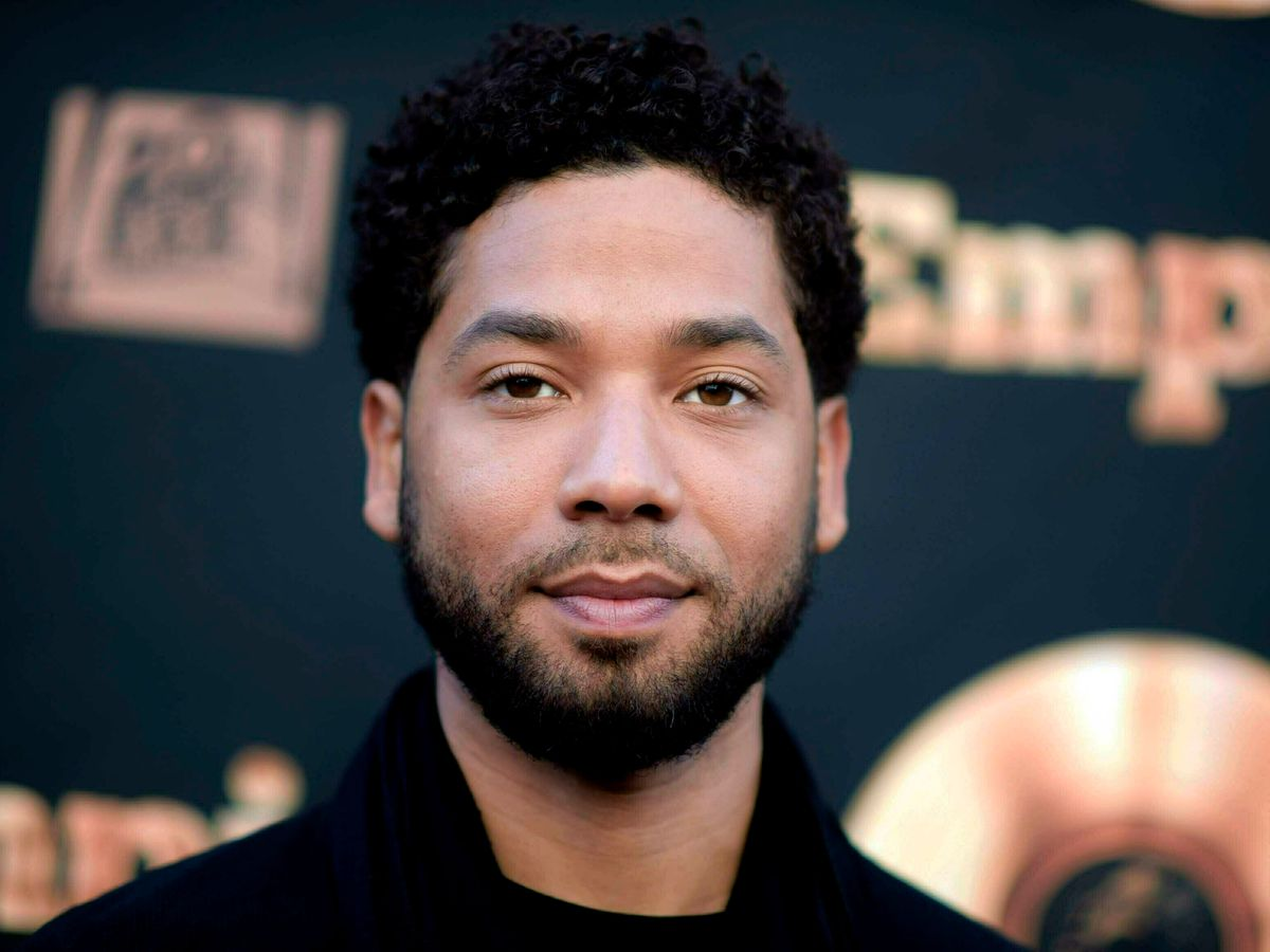 Jussie Smollett charged with making false police report