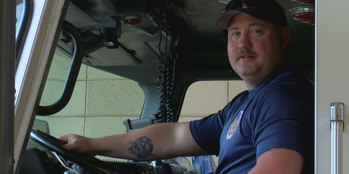 Biloxi firefighter cleared to return to work after being diagnosed with COVID-19