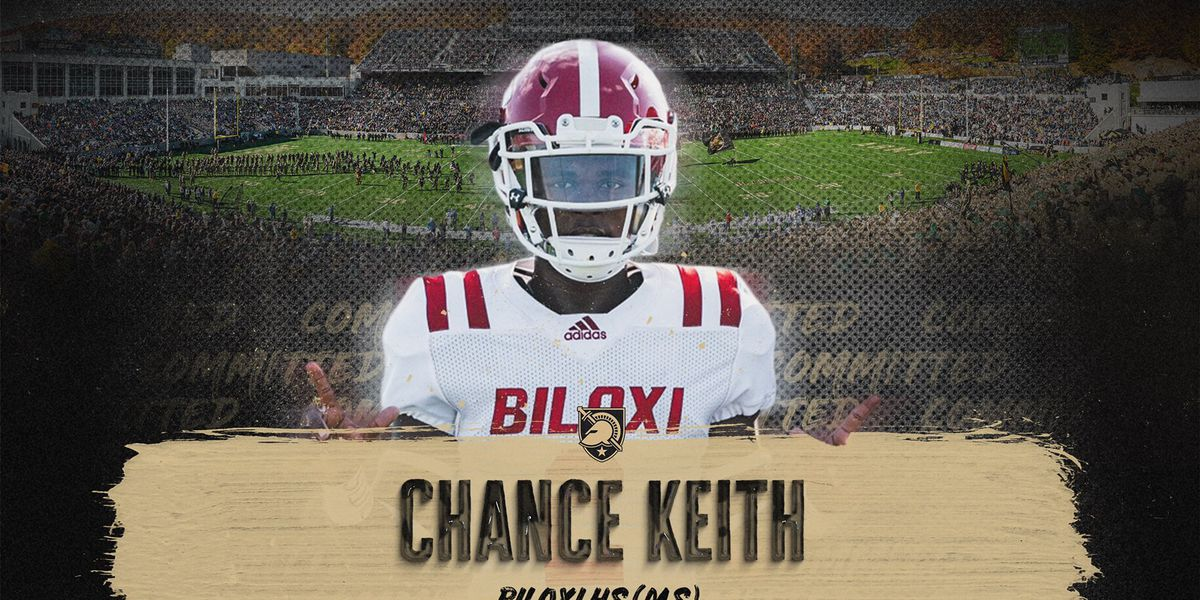 Chance Keith commits to West Point