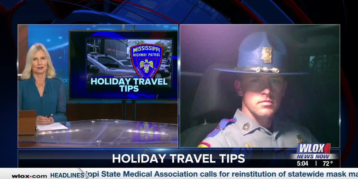 Mississippi Highway Patrol gives holiday travel tips for Thanksgiving