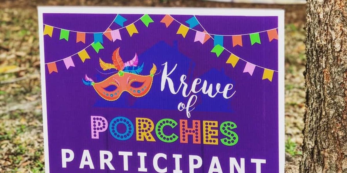 'Let the good porches roll' in Ocean Springs