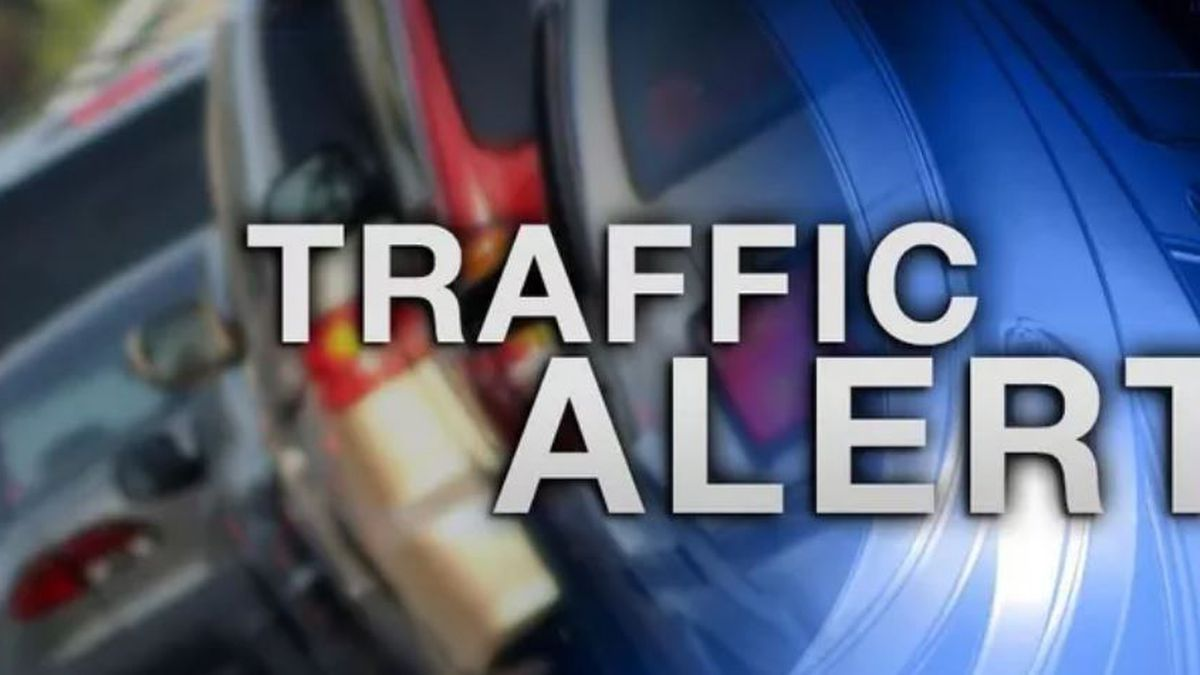 Down utility pole closes section of Pass Road in Biloxi