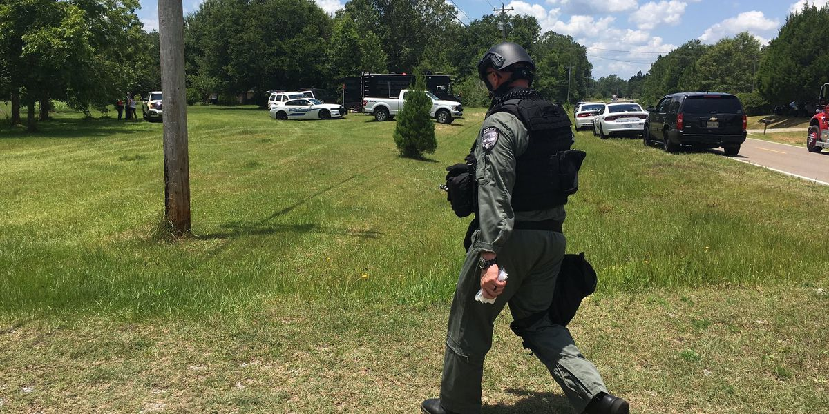 Man charged with felony kidnapping, burglary after 7-hour standoff in Harrison County