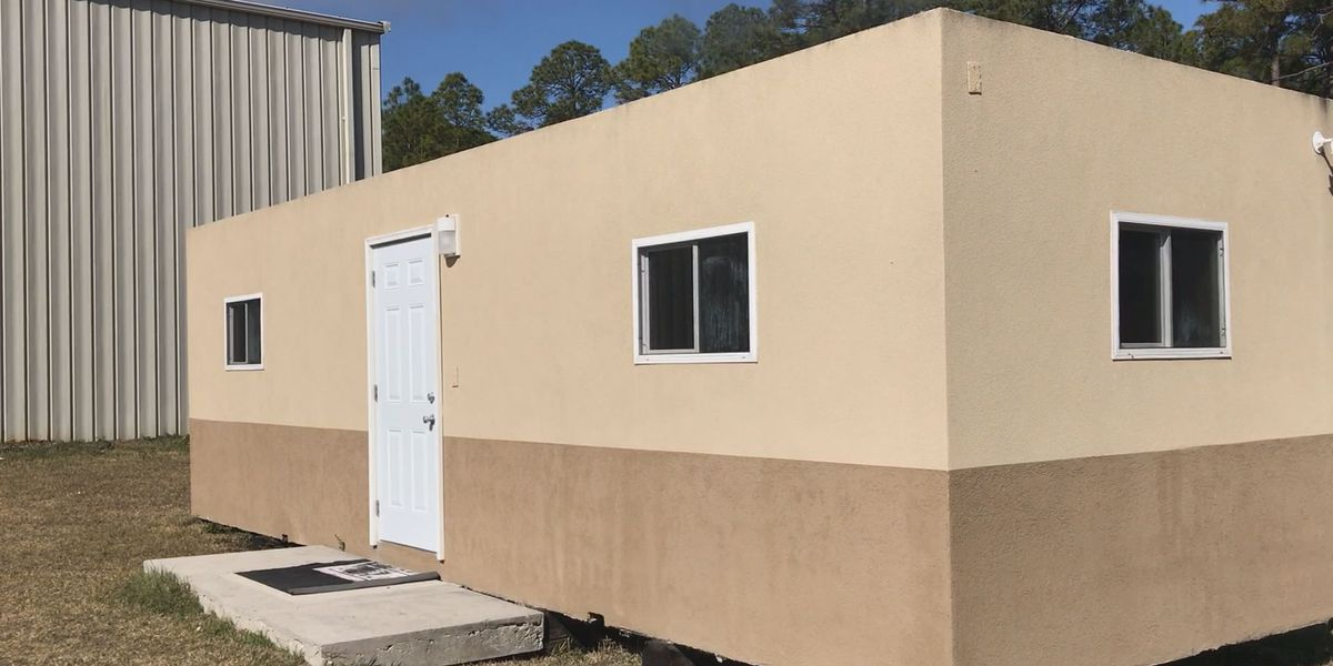 Coast company developing temporary housing alternative to FEMA trailers