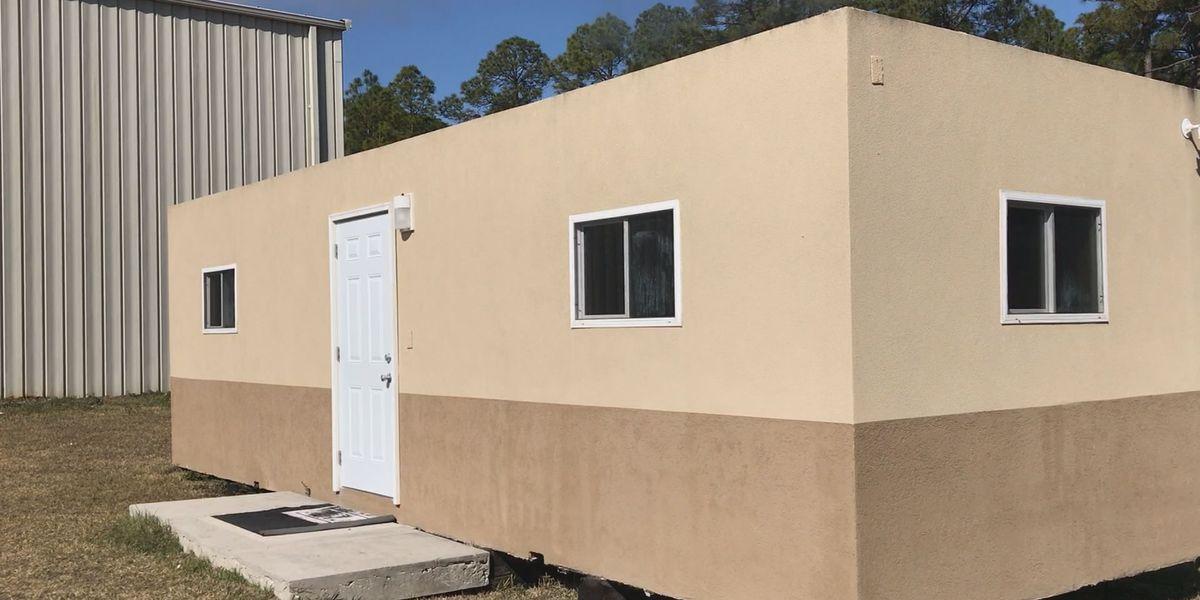 Coast company developing temporary housing alternative to FEMA trailers