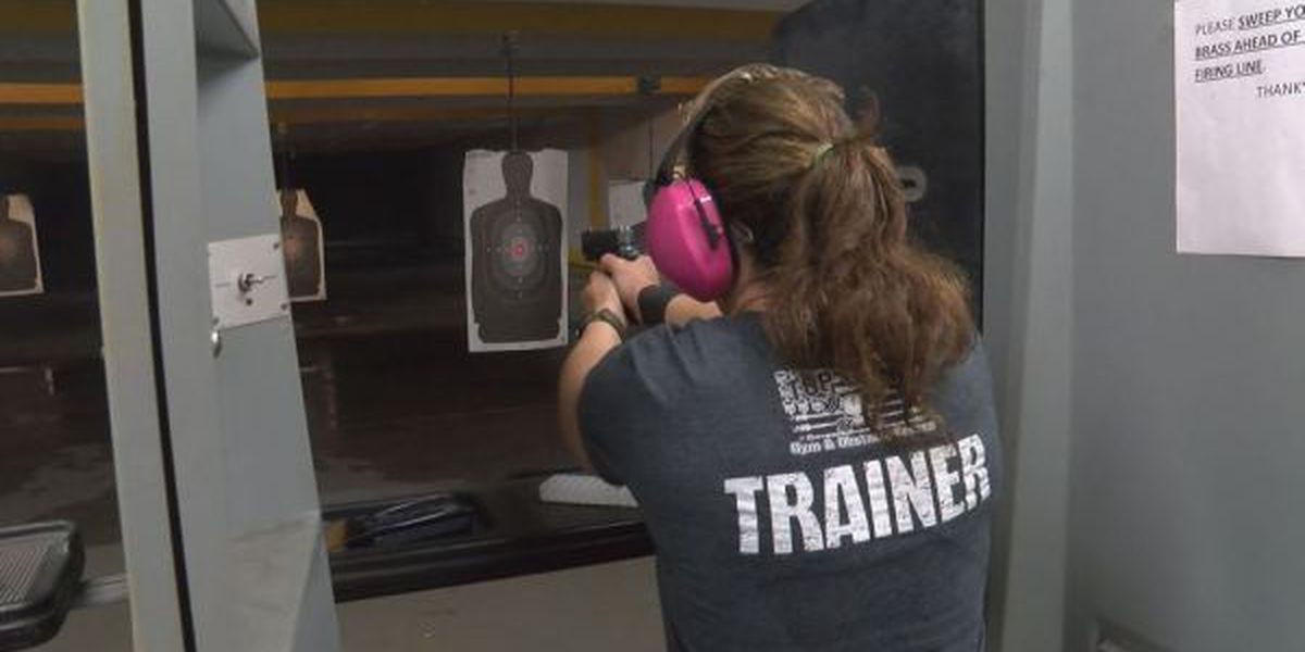 Safety comes first when handling firearms