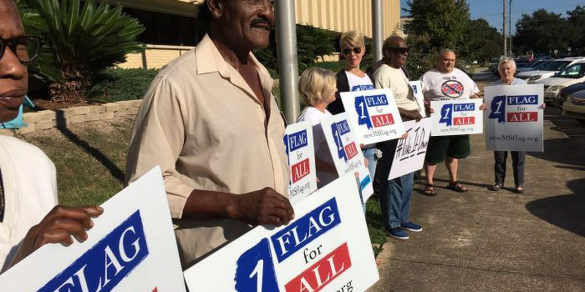 No vote on flag issue from Harrison Co. supervisors