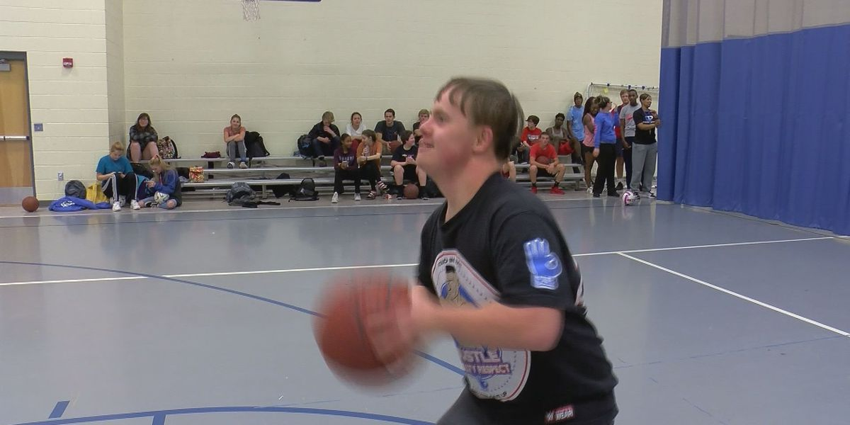 Ocean Springs student with Down Syndrome is a 3-point master