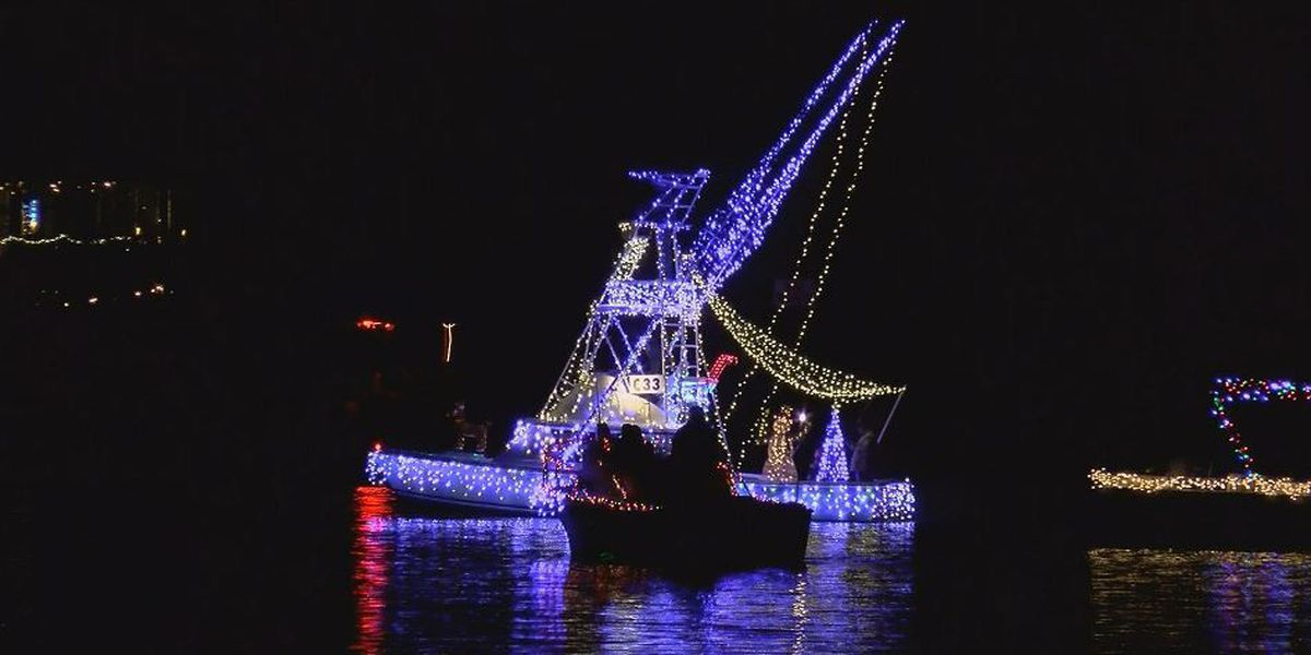 christmas on the bayou gets competitive with a little fun on the side - Christmas On The Bayou