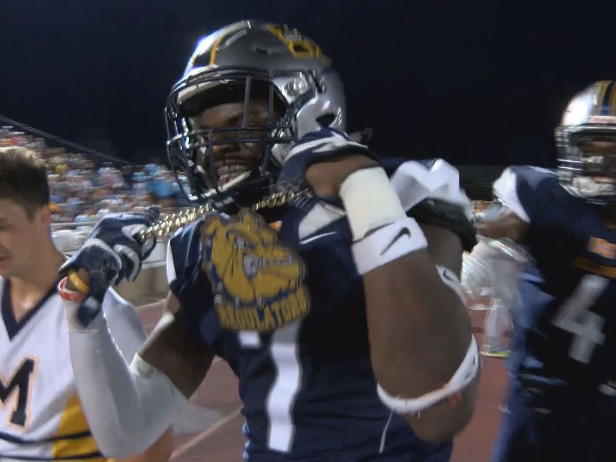 No. 4 Gulf Coast bests No. 13 Jones with early lead & stout defense