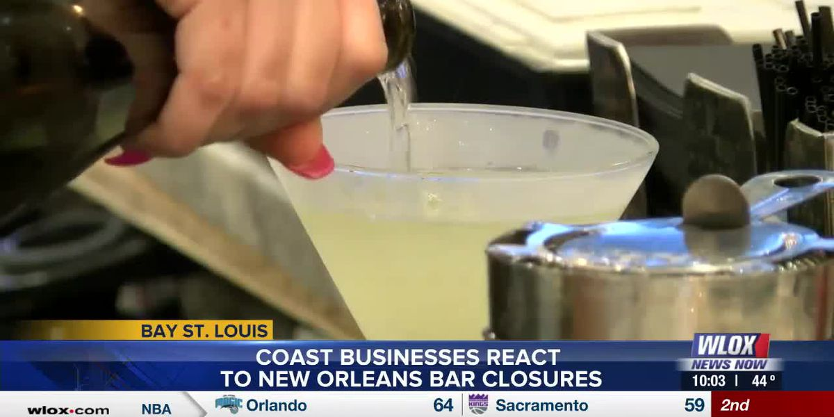 Bay St. Louis businesses brace for larger crowds traveling from New Orleans
