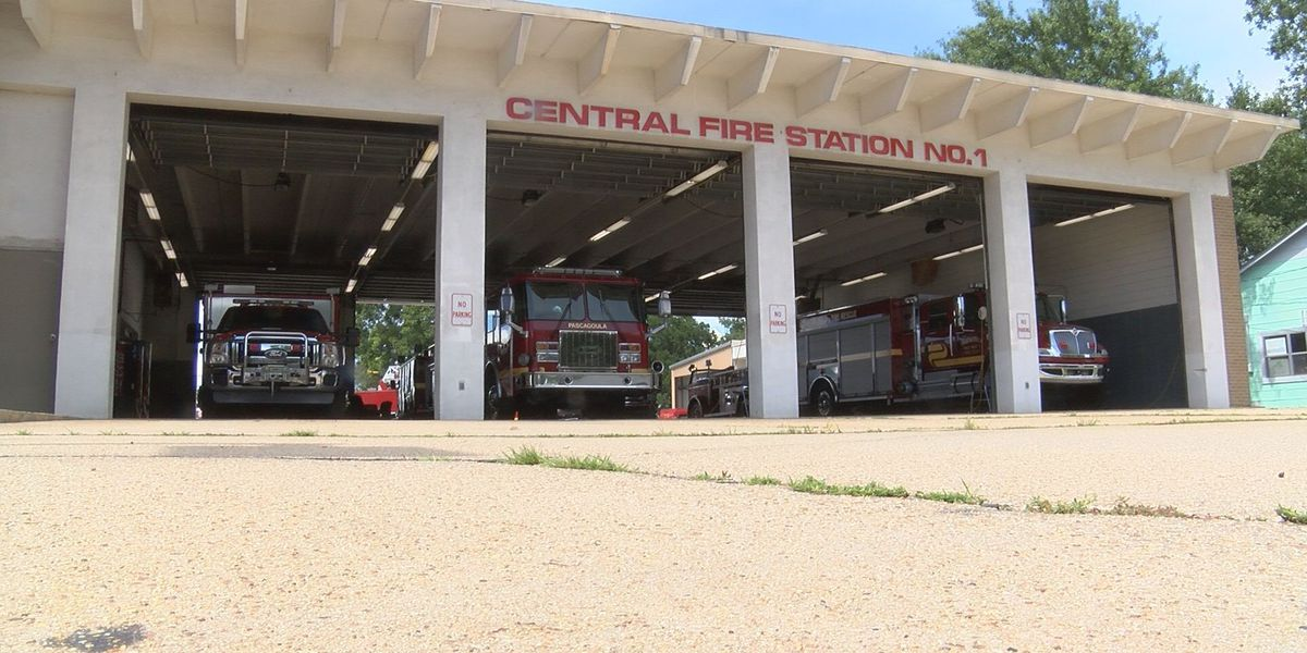 Pascagoula achieves new fire rating