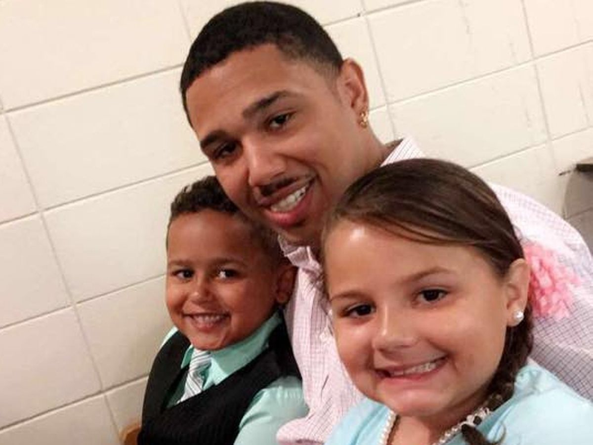 Family remembers shooting victim as a loving father with a big smile