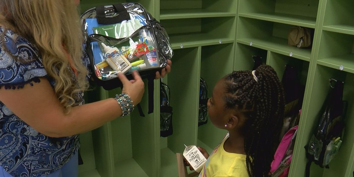 Backpacks For Brighter Futures gets students geared up for school