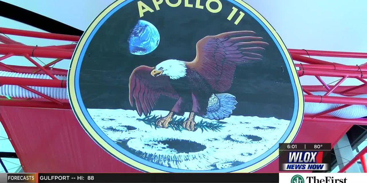 Remembering the Apollo 11 landing at the Infinity Science Center