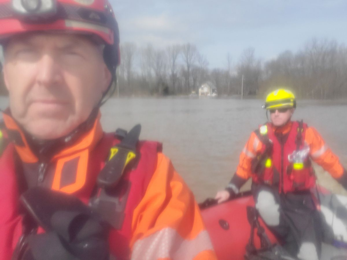 Biloxi firefighters help rescue victims in Jackson area flooding
