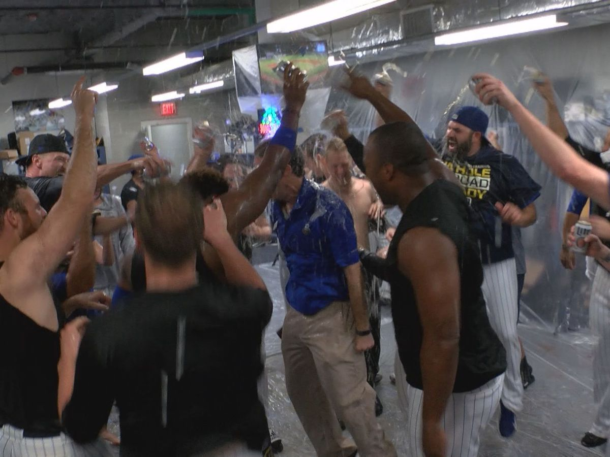 Shuckers head back to Southern League Championship, win South Division over Pensacola in five