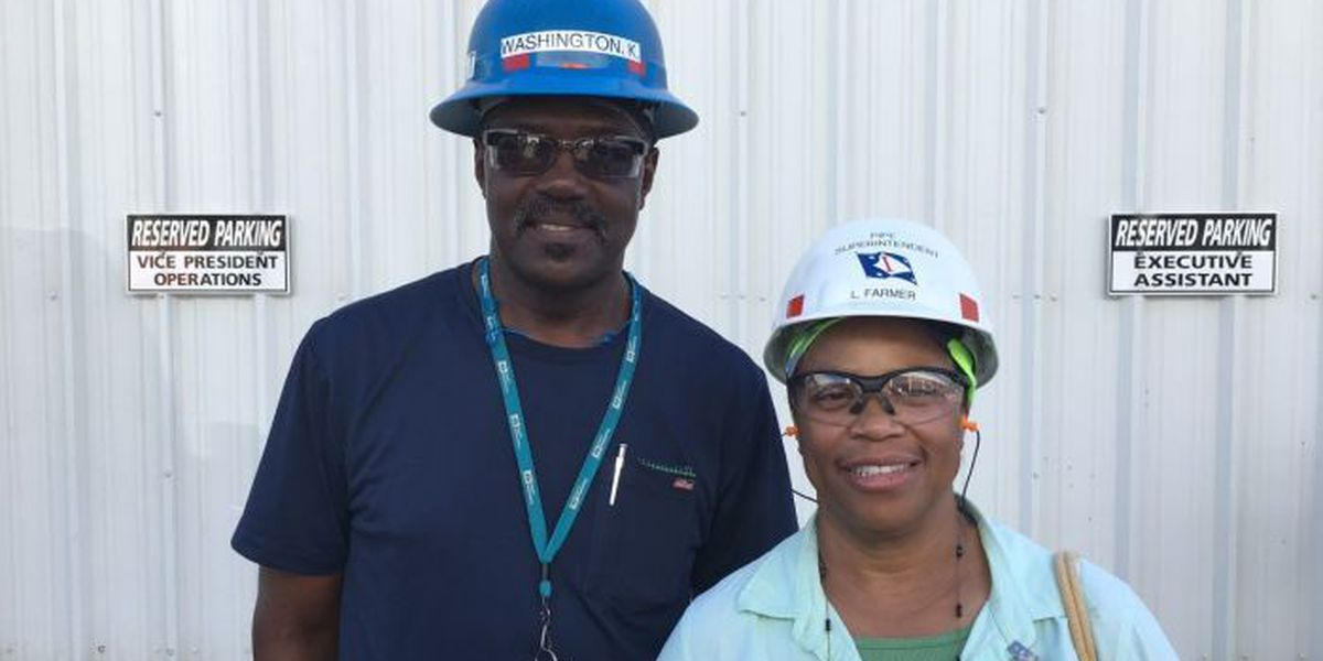 Master shipbuilders from Ingalls say patriotism a big part of the job