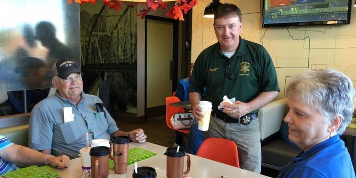 Coffee with a Cop strengthens ties between public, law enforcement