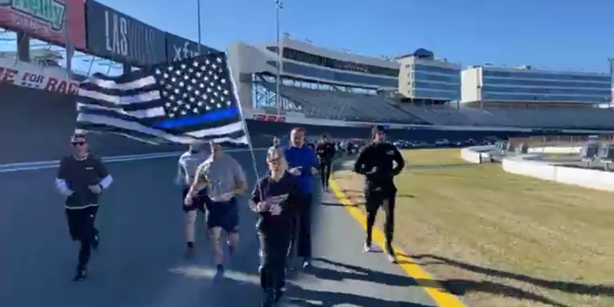 Running 4 Heroes is now running for a Mississippi Hero