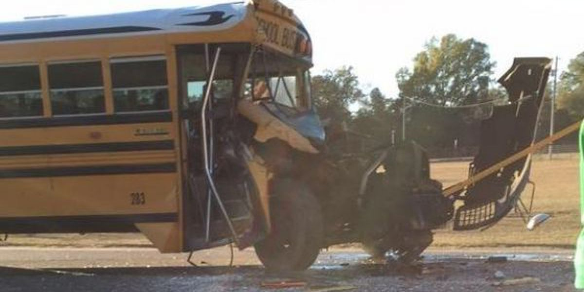 All children involved in bus accident released from the hospital