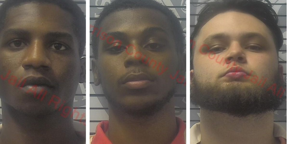 Three more accessory suspects plead guilty in Biloxi officer's death