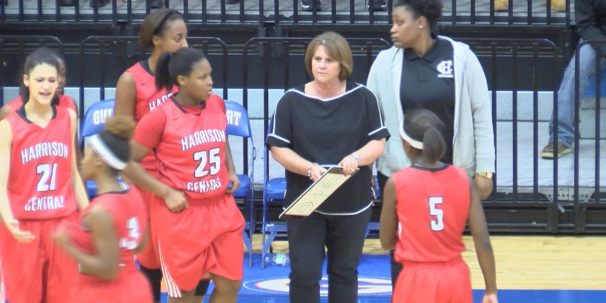 Harrison Central Red Rebelettes end the Gulfport Lady Admirals win streak & other scores