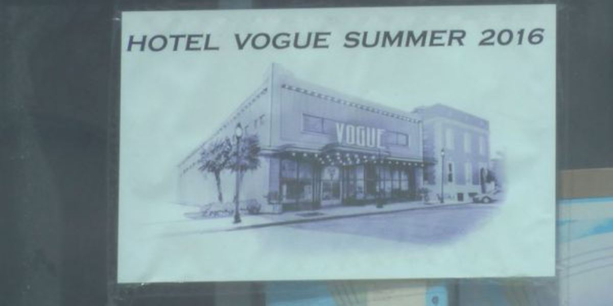 Boutique hotel opening in downtown Gulfport