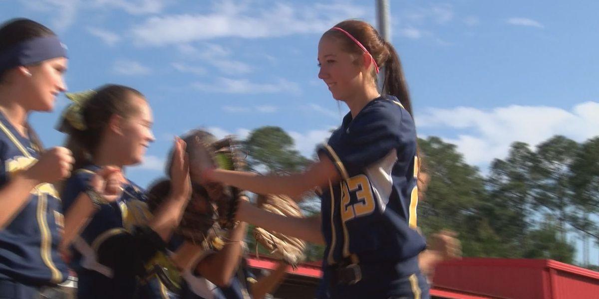 Gulf Coast, West Harrison softball standout signs with William Carey