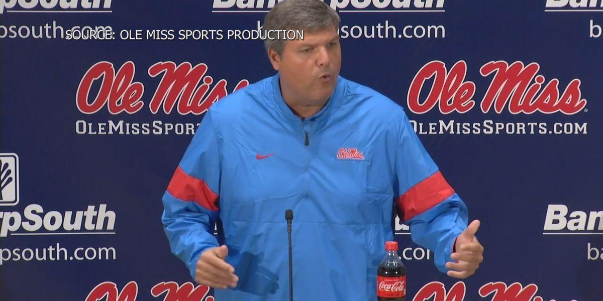 Matt Luke speaks on Ole Miss offensive production against Arkansas