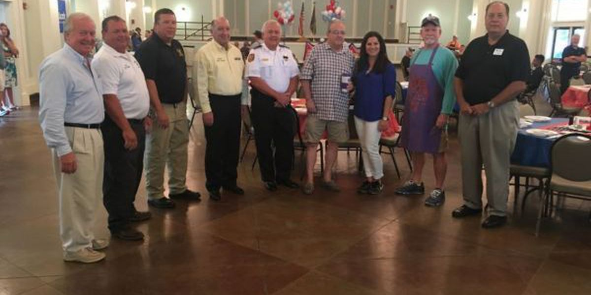 Hancock County first responders honored with day-long celebration