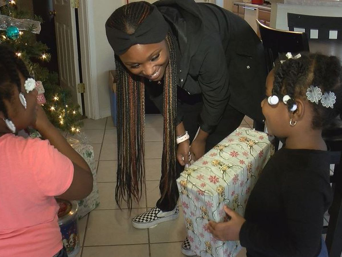 Gulfport woman gets Secret Santa's help to salvage Christmas