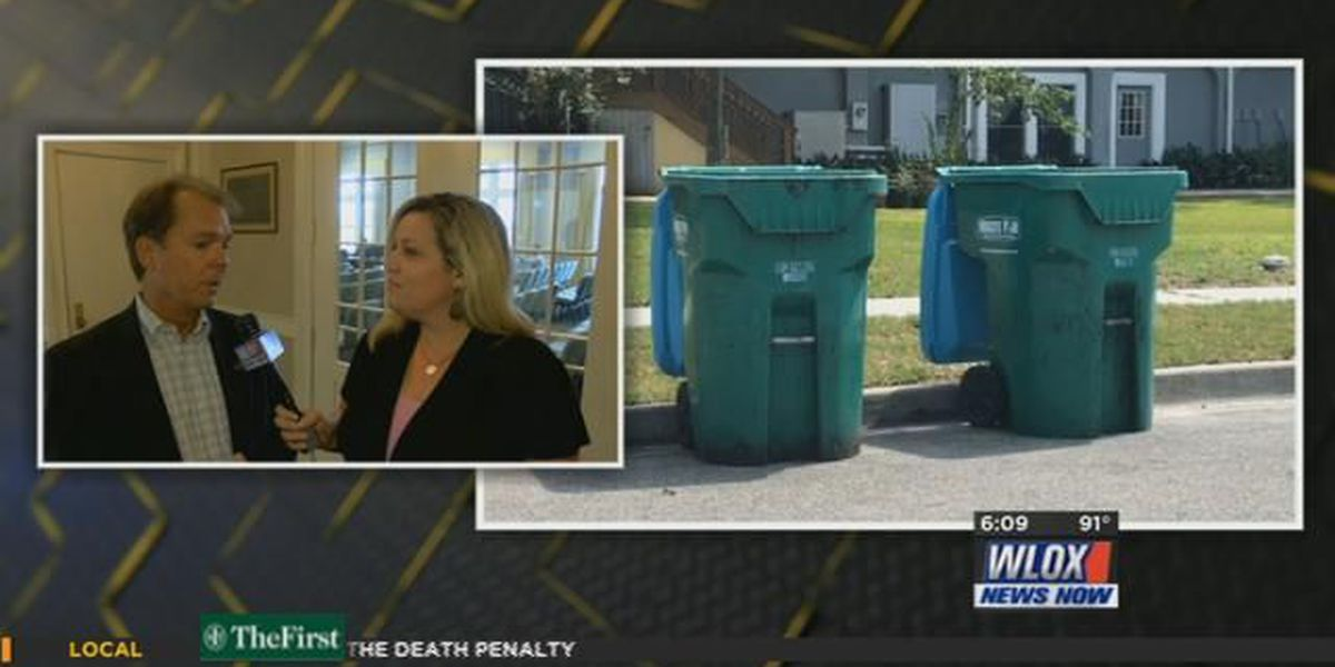 Gulfport negotiates contract with Waste Pro