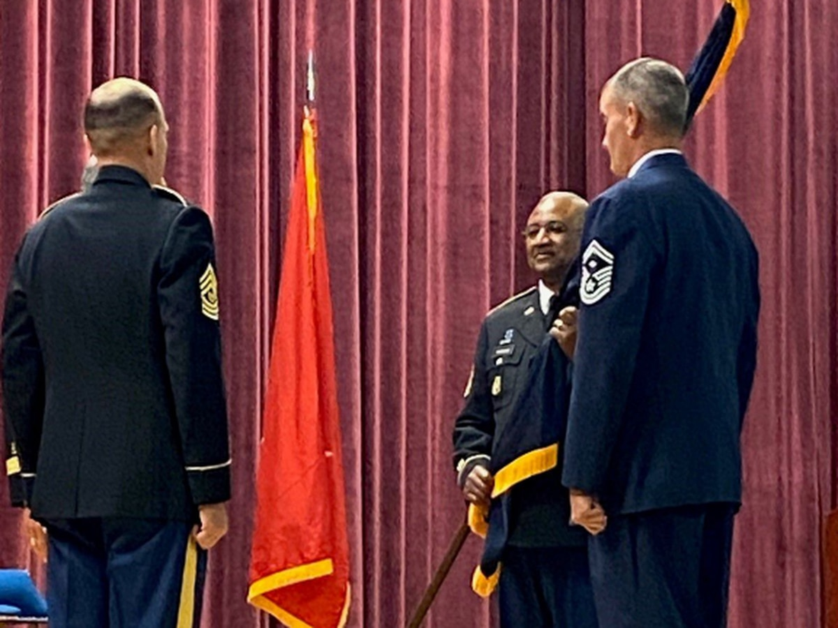 Mississippi National Guard honors new senior enlisted advisor