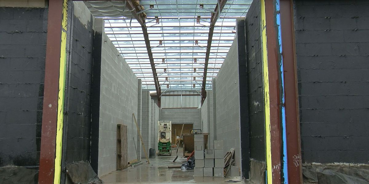 Construction projects for Pearl River Co. schools are nearing completion