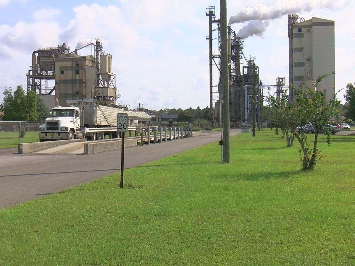 Calgon Carbon expansion a win for Hancock County, Port Bienville