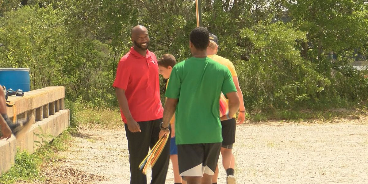 Coast athletic trainer helping student-athletes stay active