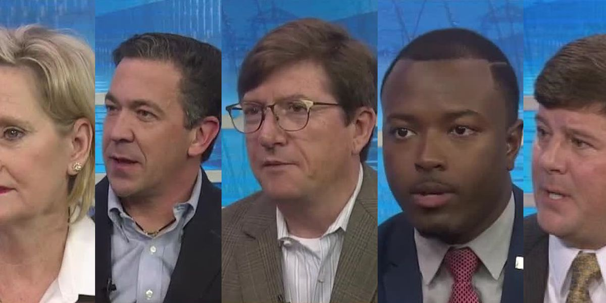 WATCH: Interviews with Mississippi's Congressional candidates
