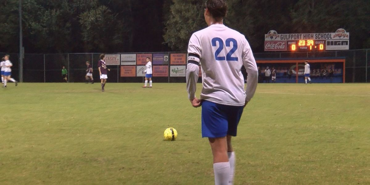 The first round of the high school soccer ranks hit the playing field Monday night