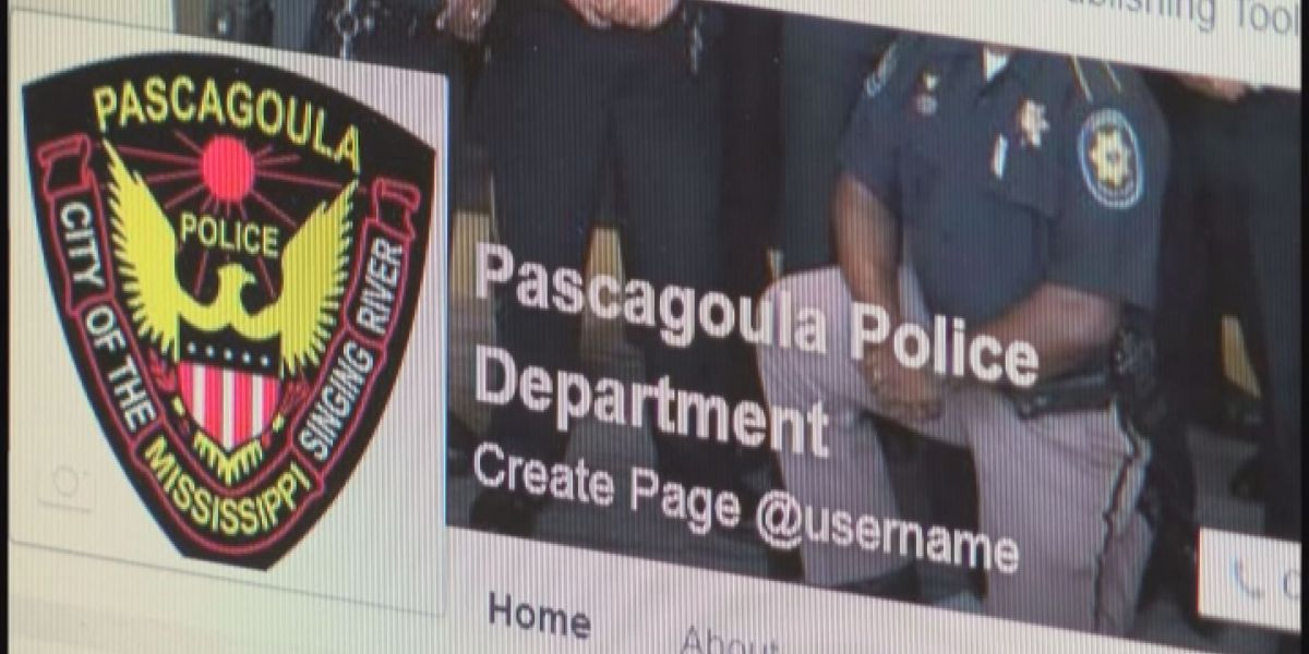 Pascagoula police make social media push