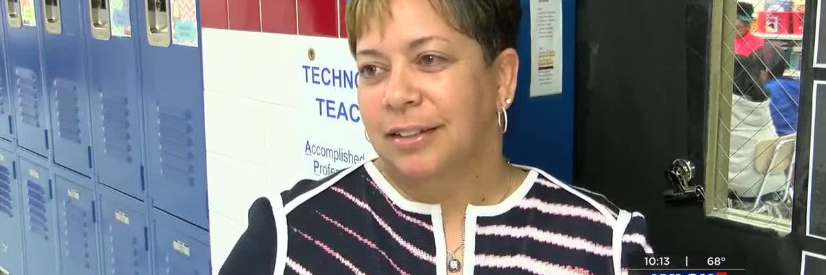 South Mississippi Strong: Pascagoula educator molding successful students