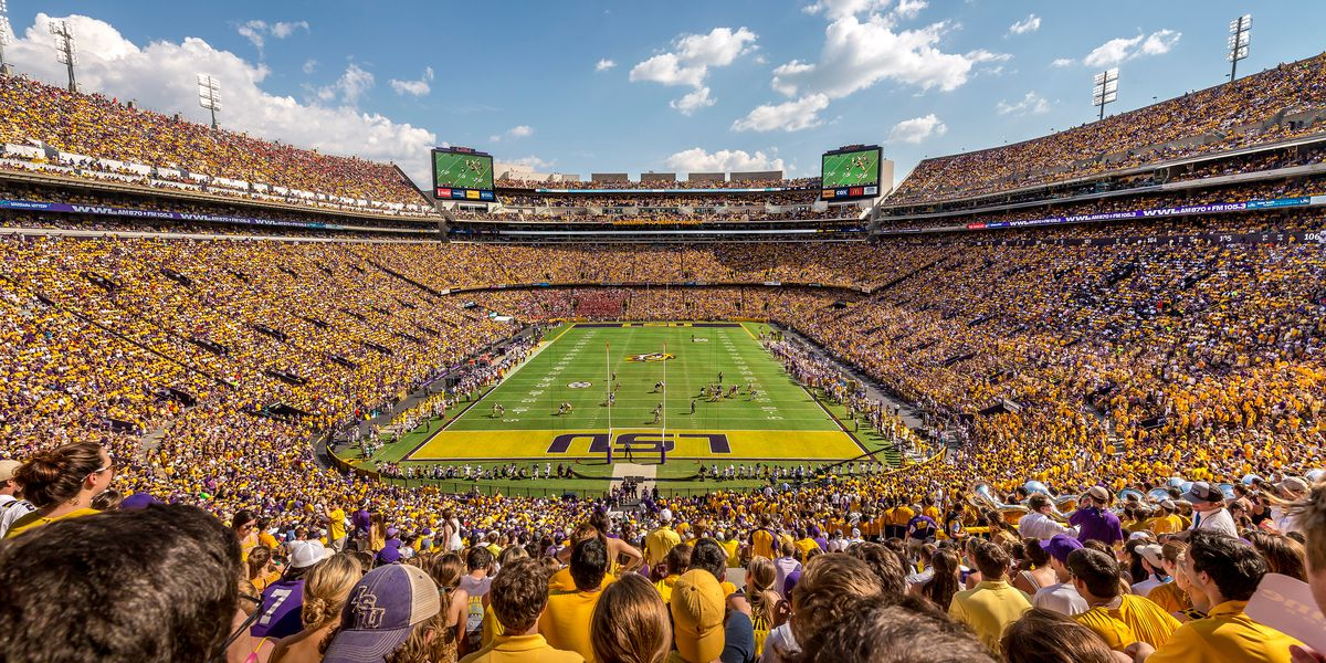 How much is too much beer at Tiger Stadium? LSU survey asks