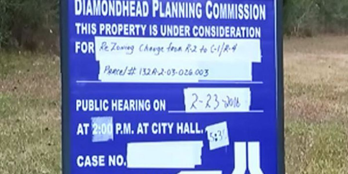 Diamondhead residents petition to stop zoning request