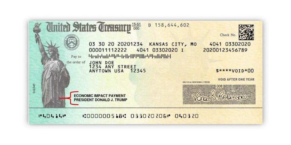 Non-tax filers: how to receive your stimulus check
