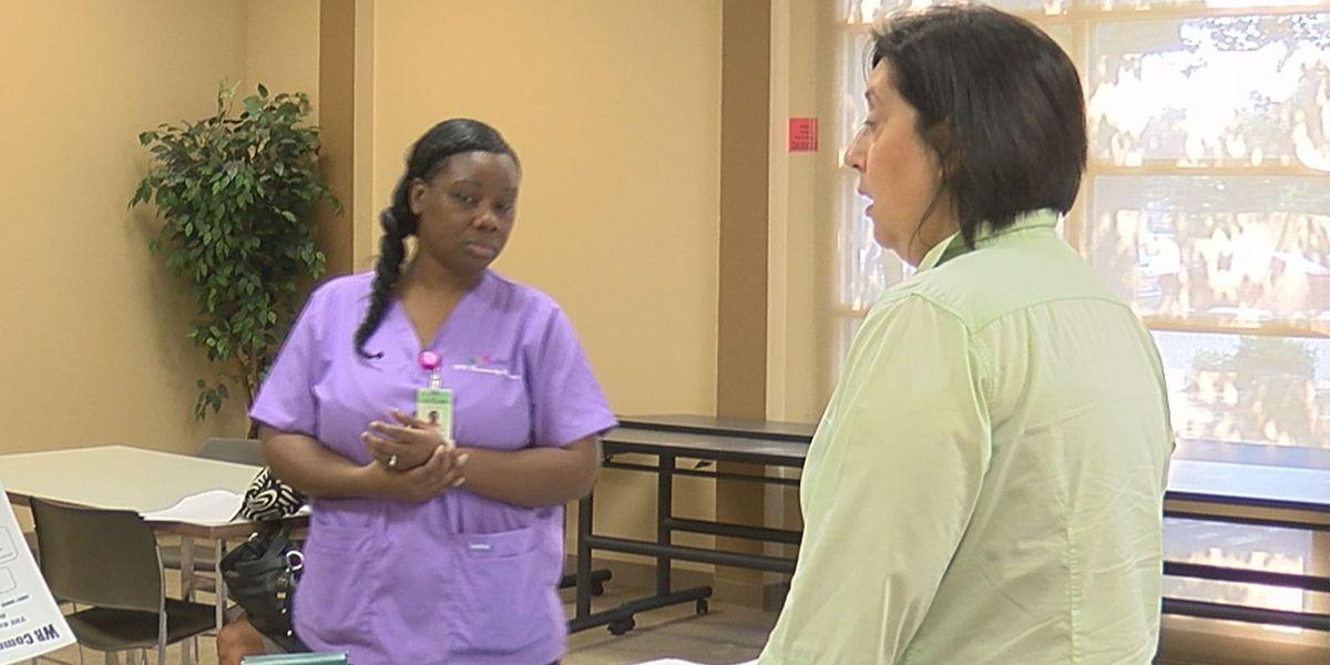 Homemaker service company holds job fair for CNAs and PCAs