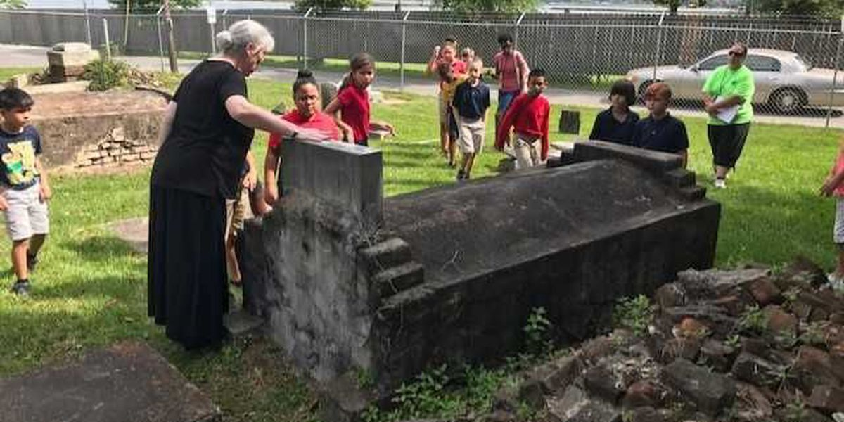 La Pointe Krebs House and Museum hosting field trips in Pascagoula