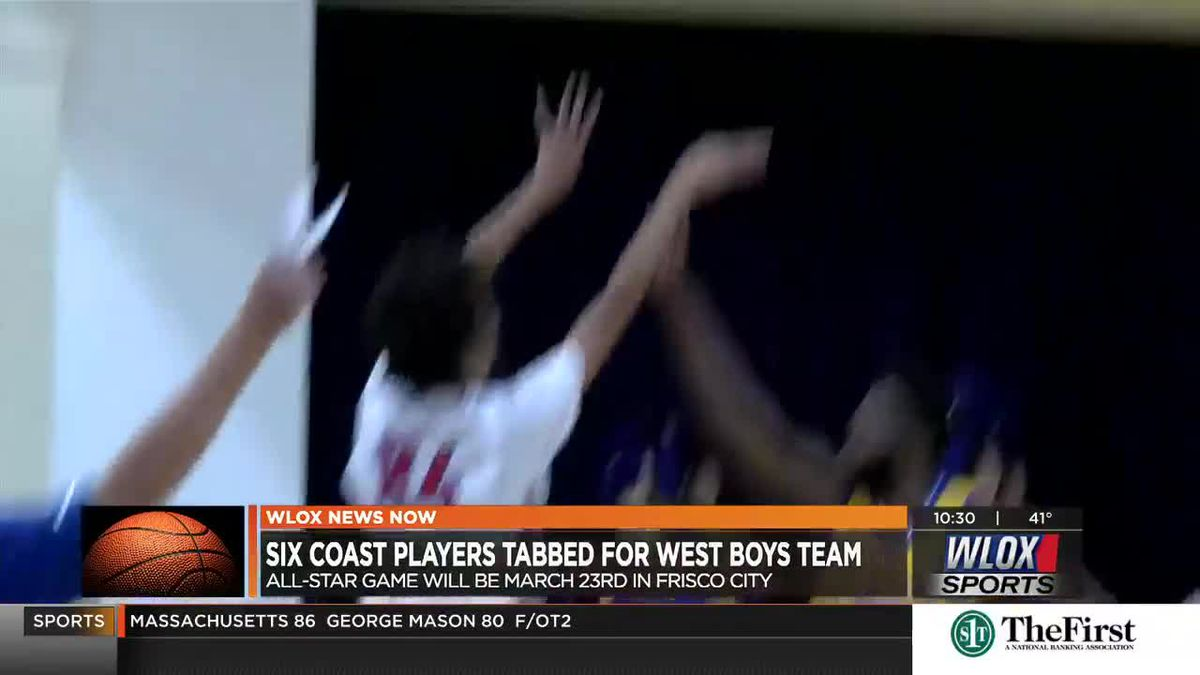 Coast basketball standouts selected for the Icons Sport All