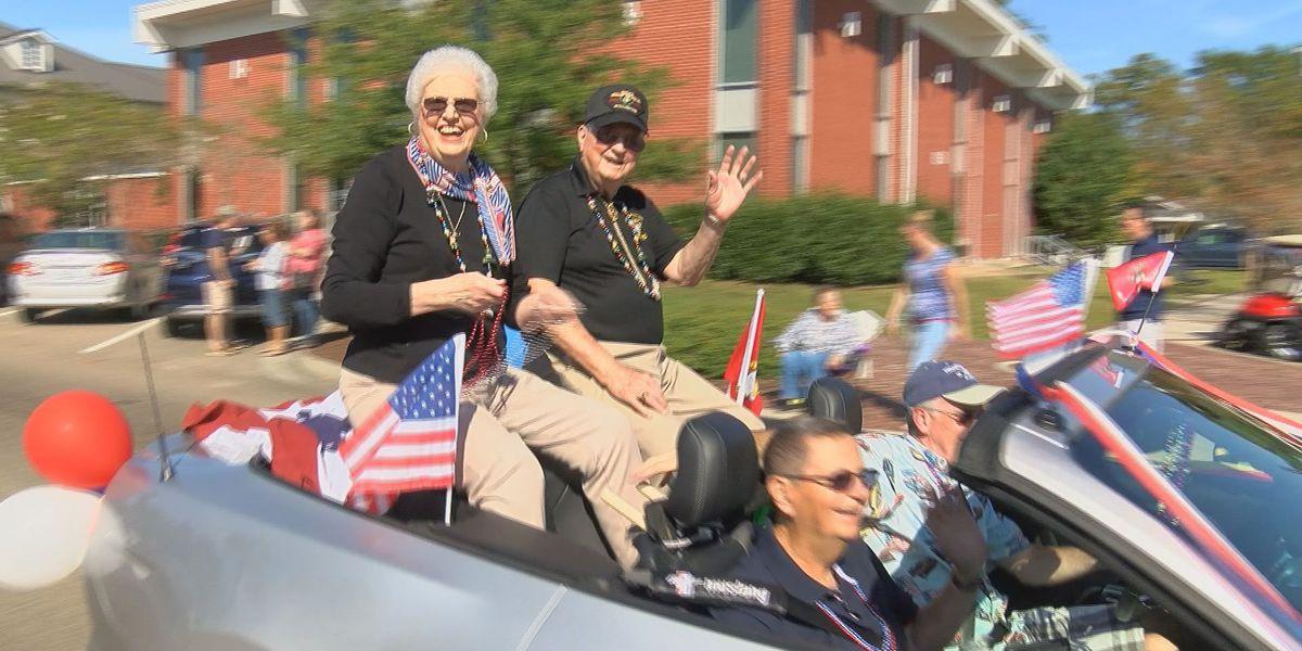 7th annual Long Beach veterans parade draws a crowd