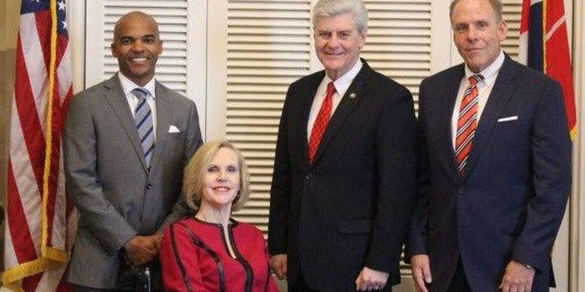 Gov. Bryant appoints Ocean Springs woman to State College Board